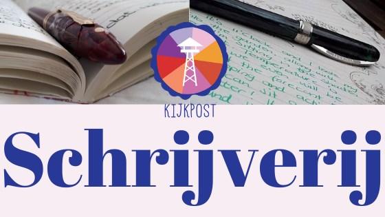 3 April 2020 workshop Schrijverij Online