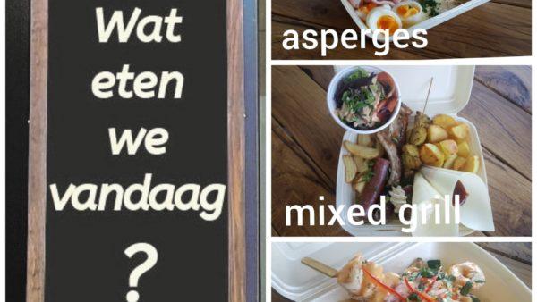 Afhaal/bezorgmenu week 16 van Food and More Schuytgraaf