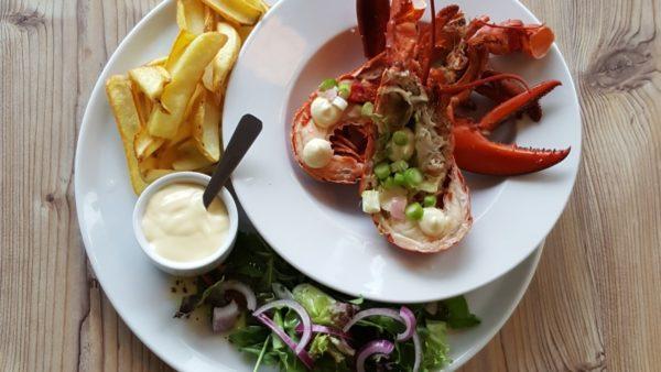Deze week  lekker KREEFT eten bij Food and More Schuytgraaf