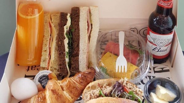 Vaderdag Ontbijt of Lunch Box