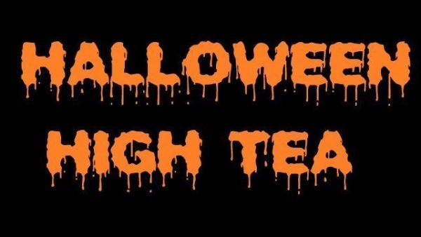 Halloween High Tea
